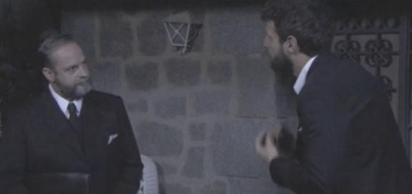 Il Segreto: Bosco contro Raimundo!