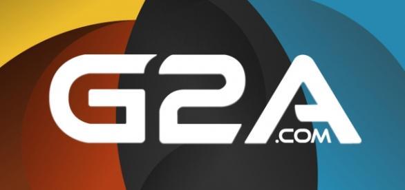 Logo de l'entreprise G2A. Crédits : livewiiu.fr