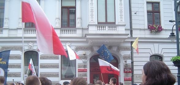 O wolną i bezpieczną Polskę znów trzeba walczyć.