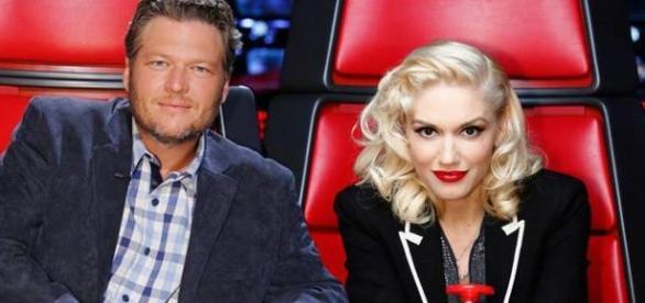 Rumores de um affair entre Gwen e Blake