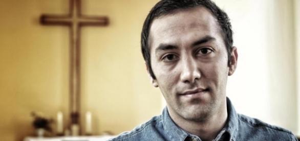 Said - chrześcijański uchodźca z Iranu