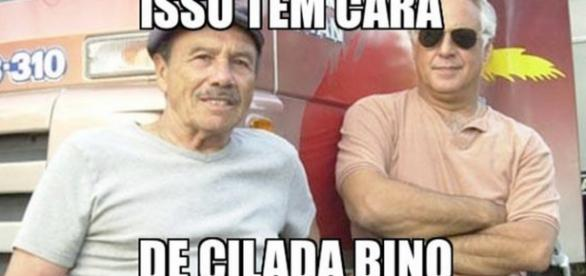 Stênio Garcia ressuscita Bino em nova novela