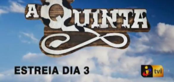 'A Quinta' estreia dia 3 de Outubro na TVI