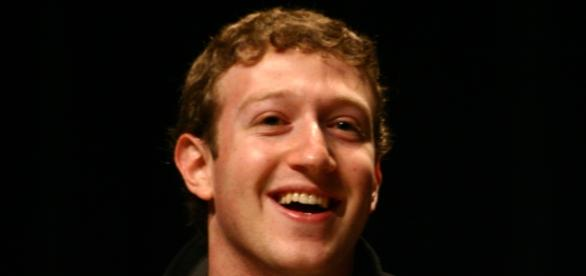 Mark Zuckerberg, szef i założyciel Facebooka