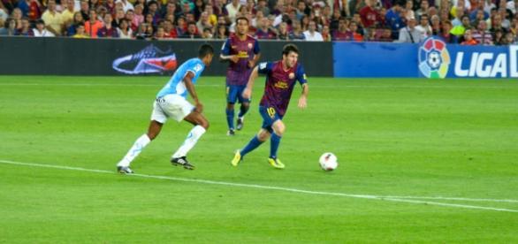 Messi en el 2011. Jeroen Bennink