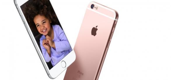 O iPhone 6S irá ter uma nova cor: Rosa Dourado.