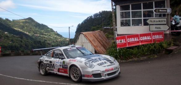 O Porsche 997 GT3 de Gil Freitas