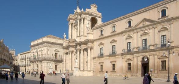 Palazzo Vermexio a Piazza Duomo