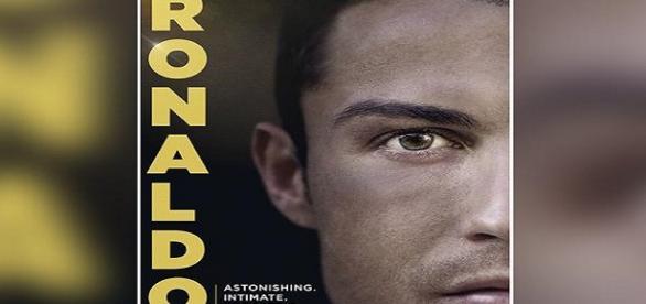 Póster de la película de Cristiano Ronaldo