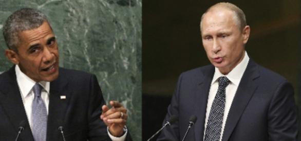 Presidentes de EEUU y Rusia enfrentados en la ONU
