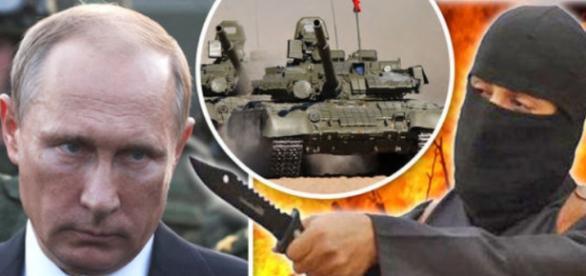 Putin cere occidentului să lupte împotriva ISIS