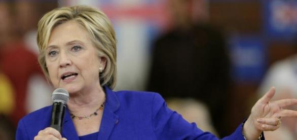 """Sem Vergonha!"" - Hillary Clinton."