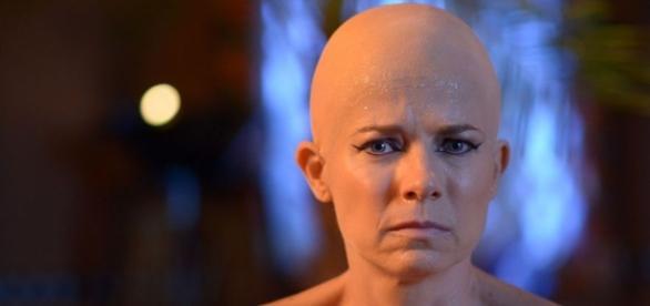 Vera Zimmermann: Henutmire em 'Os Dez Mandamentos'