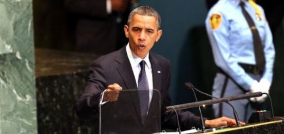 Barack Obama la tribuna Adunării Generale ONU