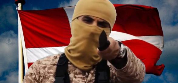Dania: uchodźca napadł na policjanta - TheLipTV