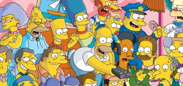Gibt es bald ein Ende für die Simpsons? Foto: Pro7
