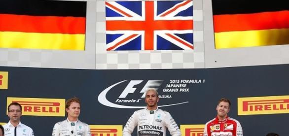 Hamilton won his 41st career race