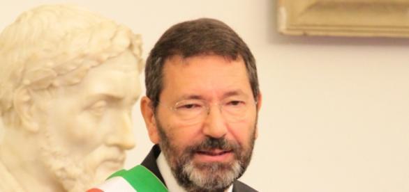 Ignazio Marino, foto dal sito Roma daily news.