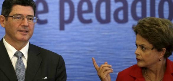 Levy vê que fez 'burrada' e deve abandonar Dilma
