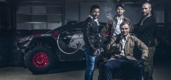 Póker de ases para el próximo Dakar 2016
