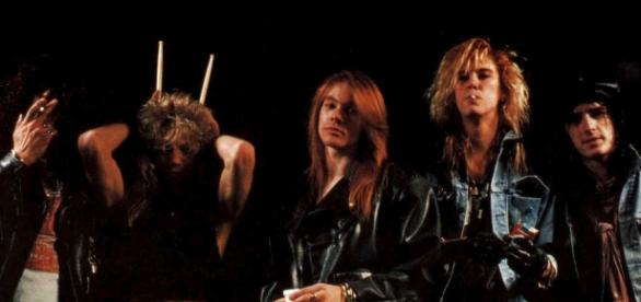Aumentan las expectativas en torno a Guns N' Roses