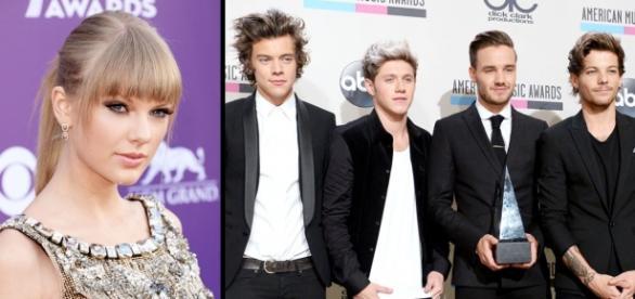 Taylor e One Direction estão no Guinness Book