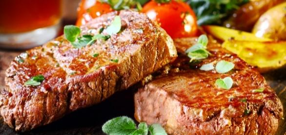 A carne deve ser consumida com equilibrio