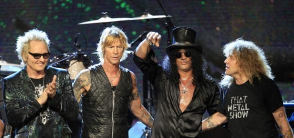 Adler cree que Duff y Slash niegan su recuperación