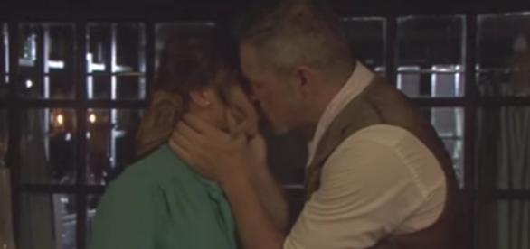 Il Segreto: Emilia ed Alfonso fanno pace