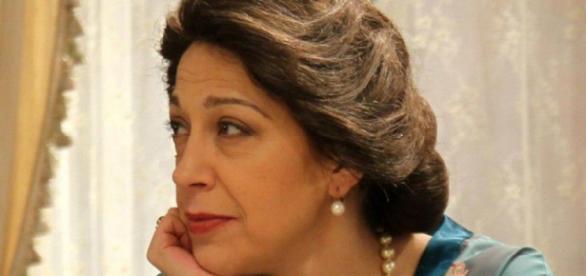Il Segreto: Francisca Montenegro.