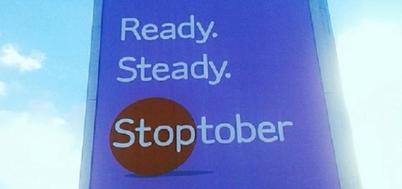 It's October, it's time for Stoptober!