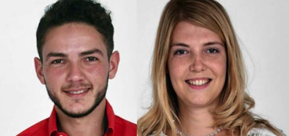 Marco Angioni e Arianna Ghiglieri, la coppia trans