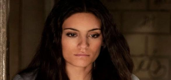 Maricruz confessará à Cira que é inocente