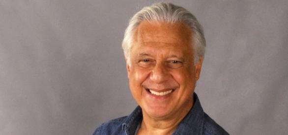 Papel em novela foi escrito para Antônio Fagundes