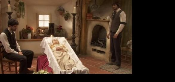 Rita muore, anticipazioni Il Segreto, 2-3 Ottobre
