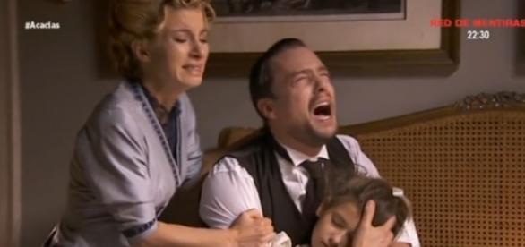 Spoiler Una Vita - Cayetana uccide Carlota