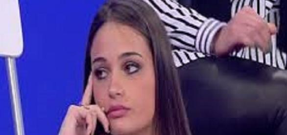 U&D: bacio tra Amedeo Barbato e Sophia Galazzo.