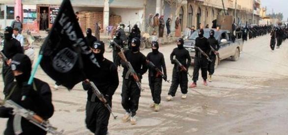 Dżihadyści Państwa Islamskiego