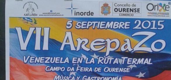 El evento de los venezolanos en Galicia