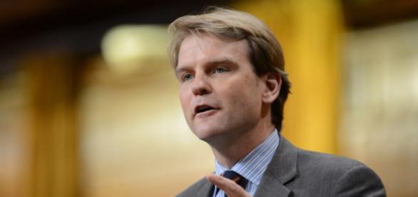 Il ministro canadese Chris Alexander