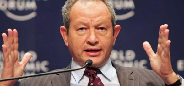 Naguib Sawiris, magnate egicpio