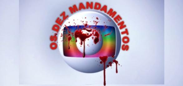 """""""Os Dez Mandamentos"""" ameaça Rede Globo"""