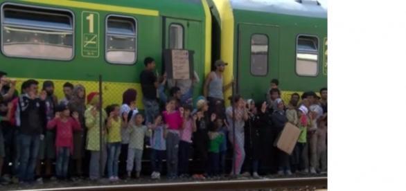 Tensiunile din Ungaria au escaladat