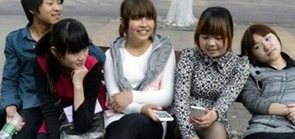 A maioria dos habitantes de Dongguan são mulheres