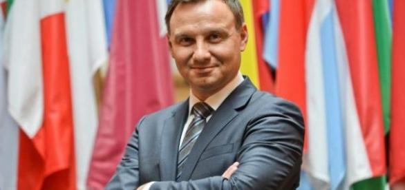 Andrzej Duda chętnie korzysta z Twittera.