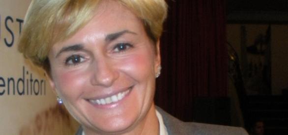 Il ministro per lo sviluppo Federica Guidi