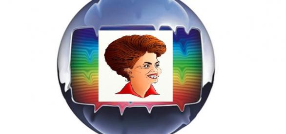 Acusado de defender Dilma, 'Jornal Nacional' nega