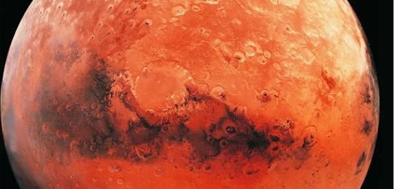 Drumul spre Marte, populatie de oameni
