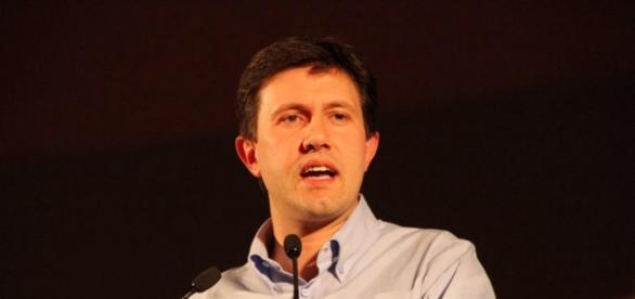 Il sindaco di Firenze Dario Nardella (Pd)