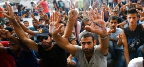 Imigranții preferă tot mai mult Germania